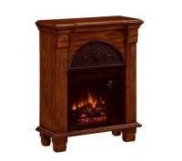 Regent Vent Free Electric Fireplace Side Table - Page 1 ...