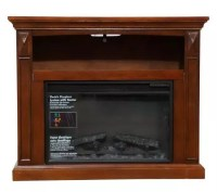 Fairmont Freestanding Vent Free Electric Fireplace - Page ...