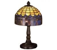 Meyda Tiffany Style Candice Mini Lamp - Page 1  QVC.com