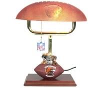 "NFL Cleveland Browns 14"" Desk Lamp  QVC.com"
