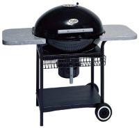 Patio Classic 6000 Black Charcoal Grill - Page 1  QVC.com