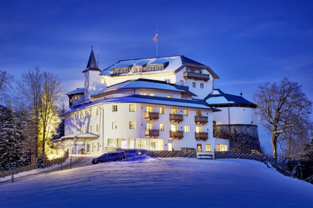 Schloss Mittersill, Austria