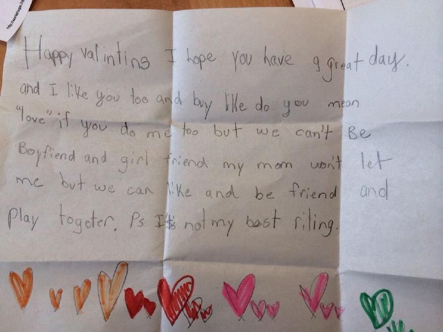 These Children\u0027s Breakup Letters Show How Savage Kids Are