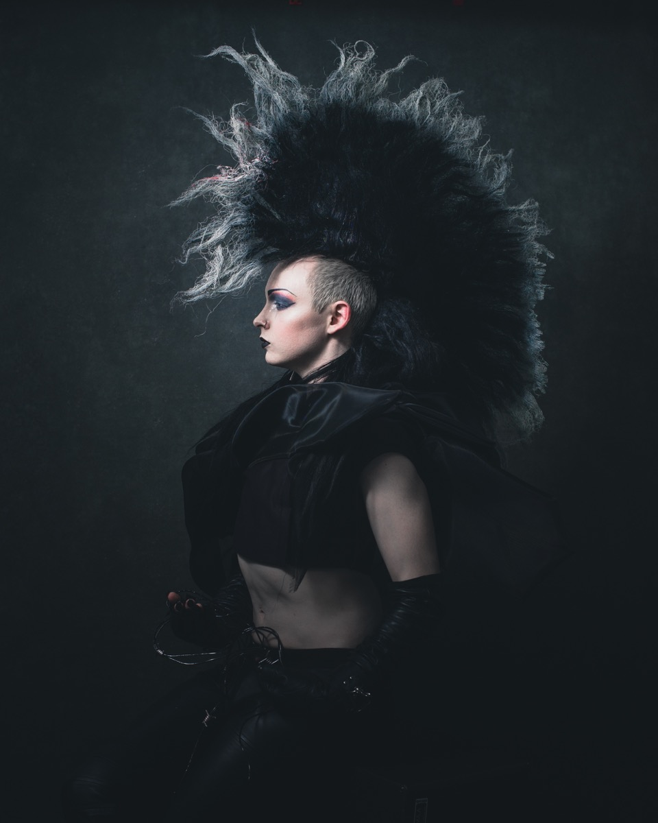 Berlin Gothic Meet London S Hottest Queer Gothic Other Worldly Dj Qx Magazine