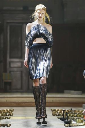 Iris Van Herpen,Couture Collection Fall Winter 2016 in Paris