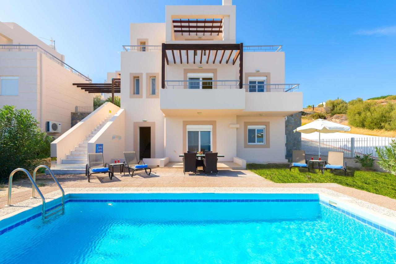 Athoniki Villas Kalathos Greece Booking Com - Rhodos Luxusvilla