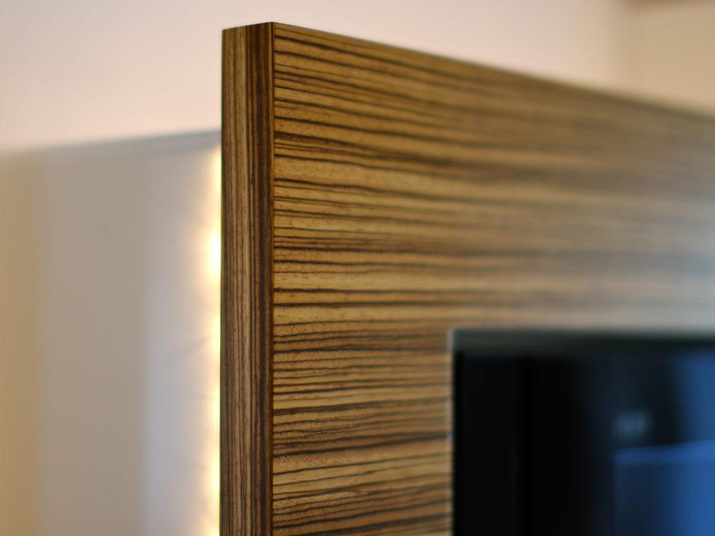 Fernsehmobel Tv Wand Design Hangendes Fernsehmobel Mit Wand Funk