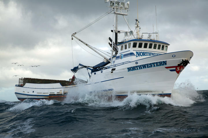 Northwestern Photos 2014 Deadliest Catch Discovery