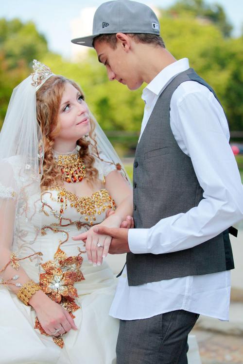Medium Of Gypsy Wedding Dress