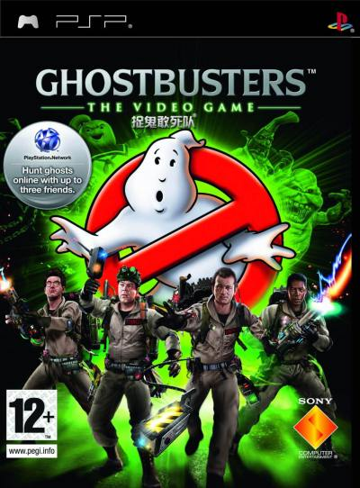 Ghostbusters - The Video Game (USA) ISO