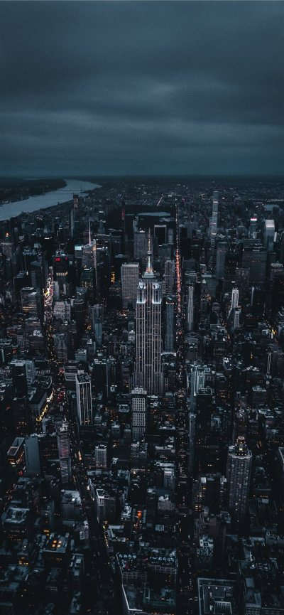 Empire State Building iPhone X Wallpaper Download   iPhone Wallpapers, iPad wallpapers One-stop ...