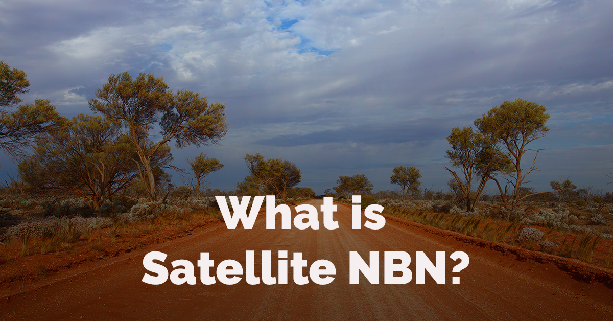NBN Sky Muster Satellite Everything you need to know WhistleOut