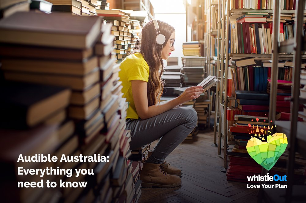 Amazon Audible Login Audible Australia Everything You Need To Know Whistleout