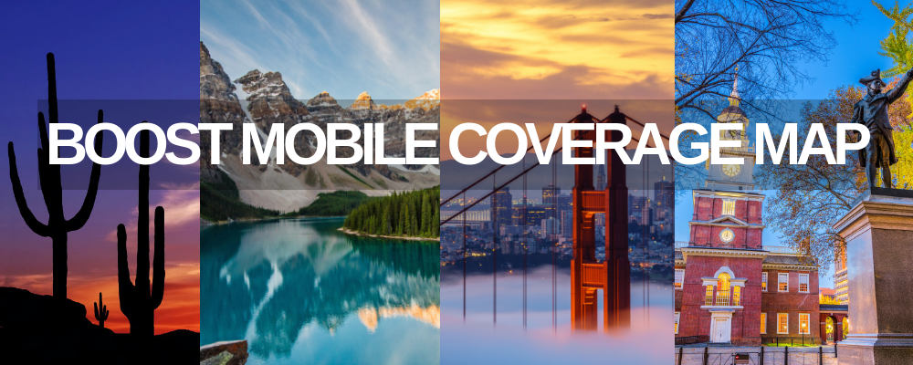 Boost Mobile Coverage Map How it Compares WhistleOut