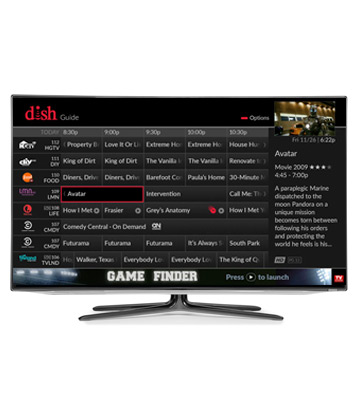 Best DISH TV Packages WhistleOut