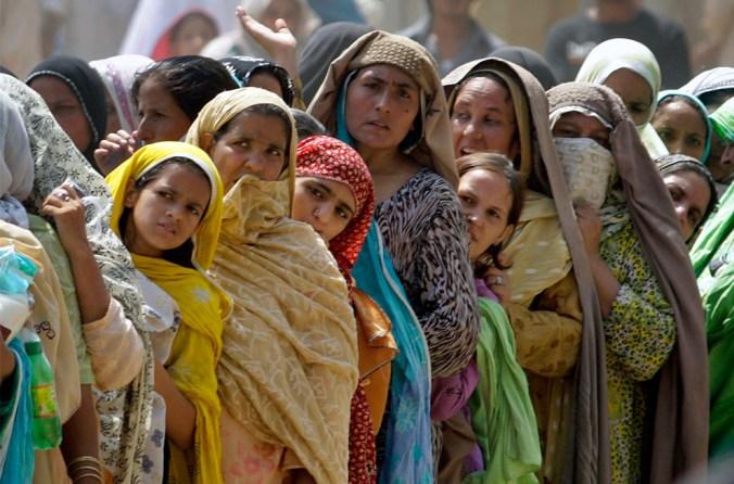 international women's day in pakistan