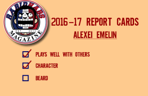 2016-17 Report Card Emelin