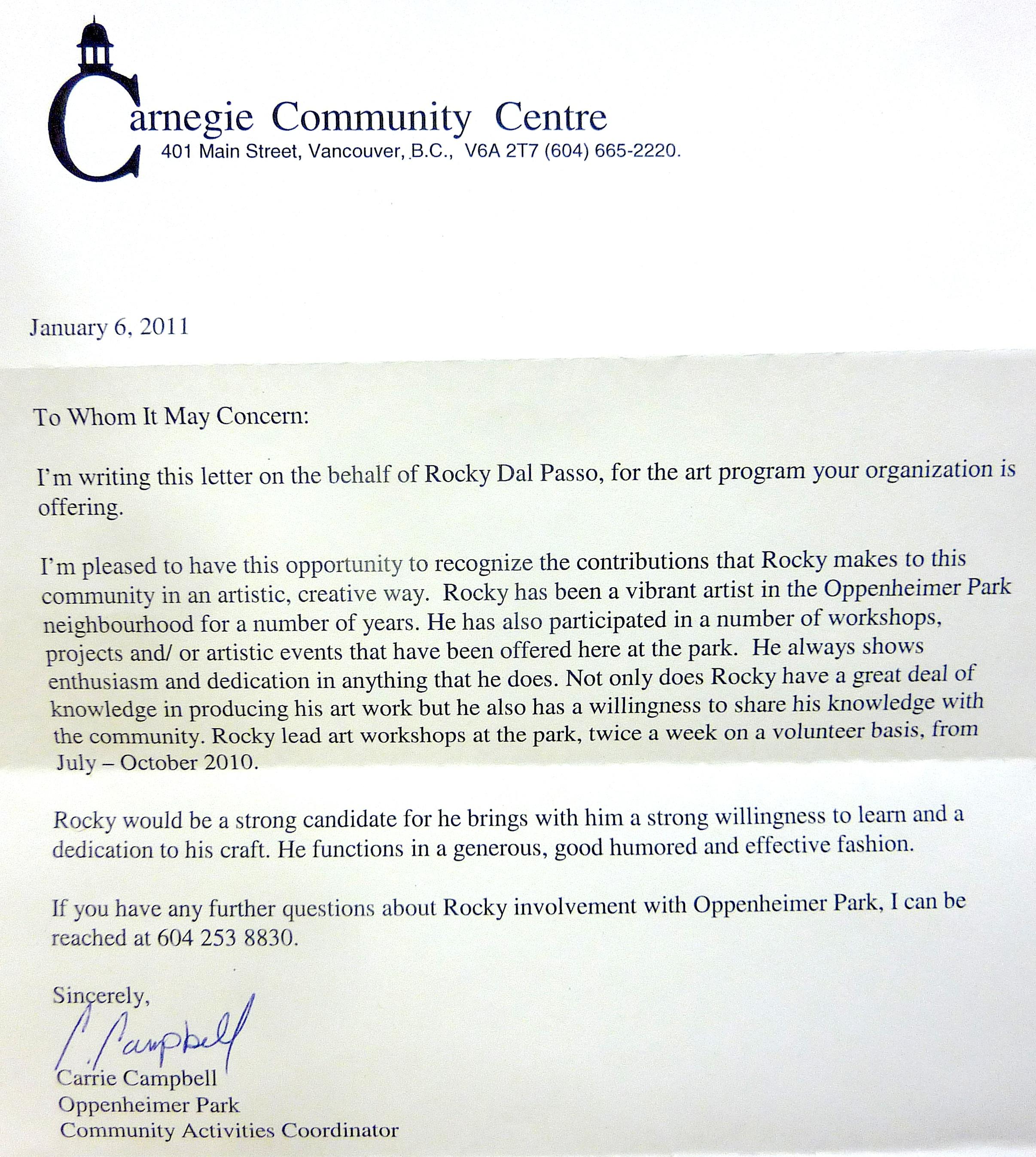 Resume Cover Letter Samples Bestsampleresume Community Support Racac