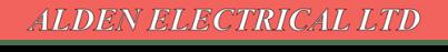 Alden Electrical Logo