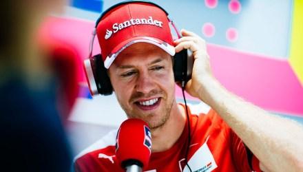 Foto: Scuderia Ferrari - Seb Vettel, Austin 2015