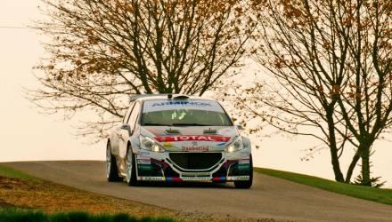 Peugeot Total Dealer Team DK - Christian Jensen og Freddy Pedersen, 2015