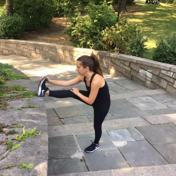 Philly Marathon Training