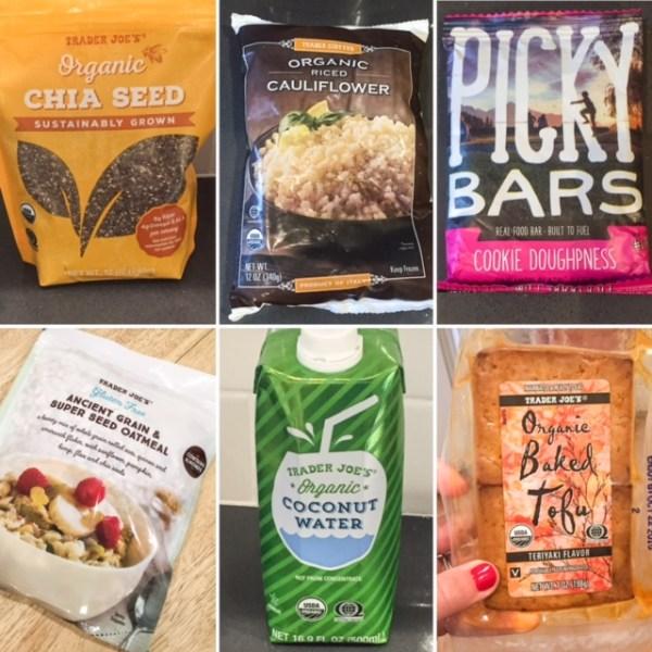 Healthy Food at Trader Joe's