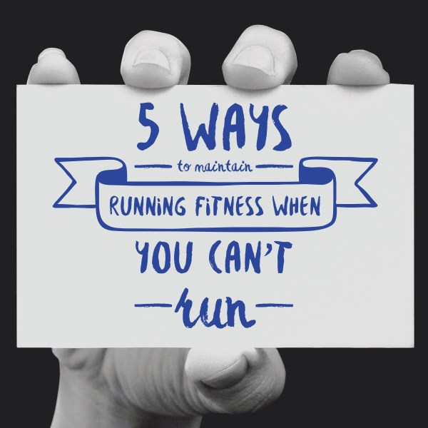 What Injured Runners Can Do