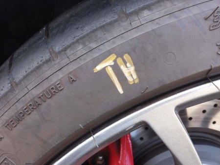Tire Mark