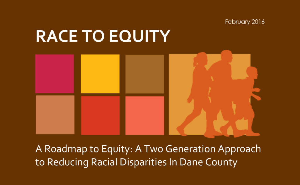The Roadmap to Equity A Two Generation Approach to Reducing Racial