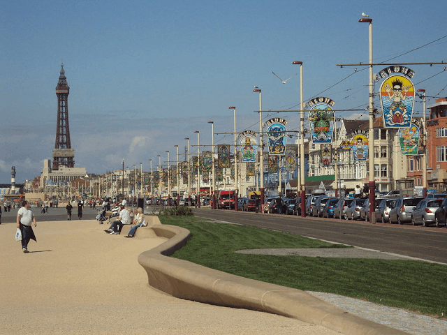 How to plan a baby-friendly trip to Blackpool
