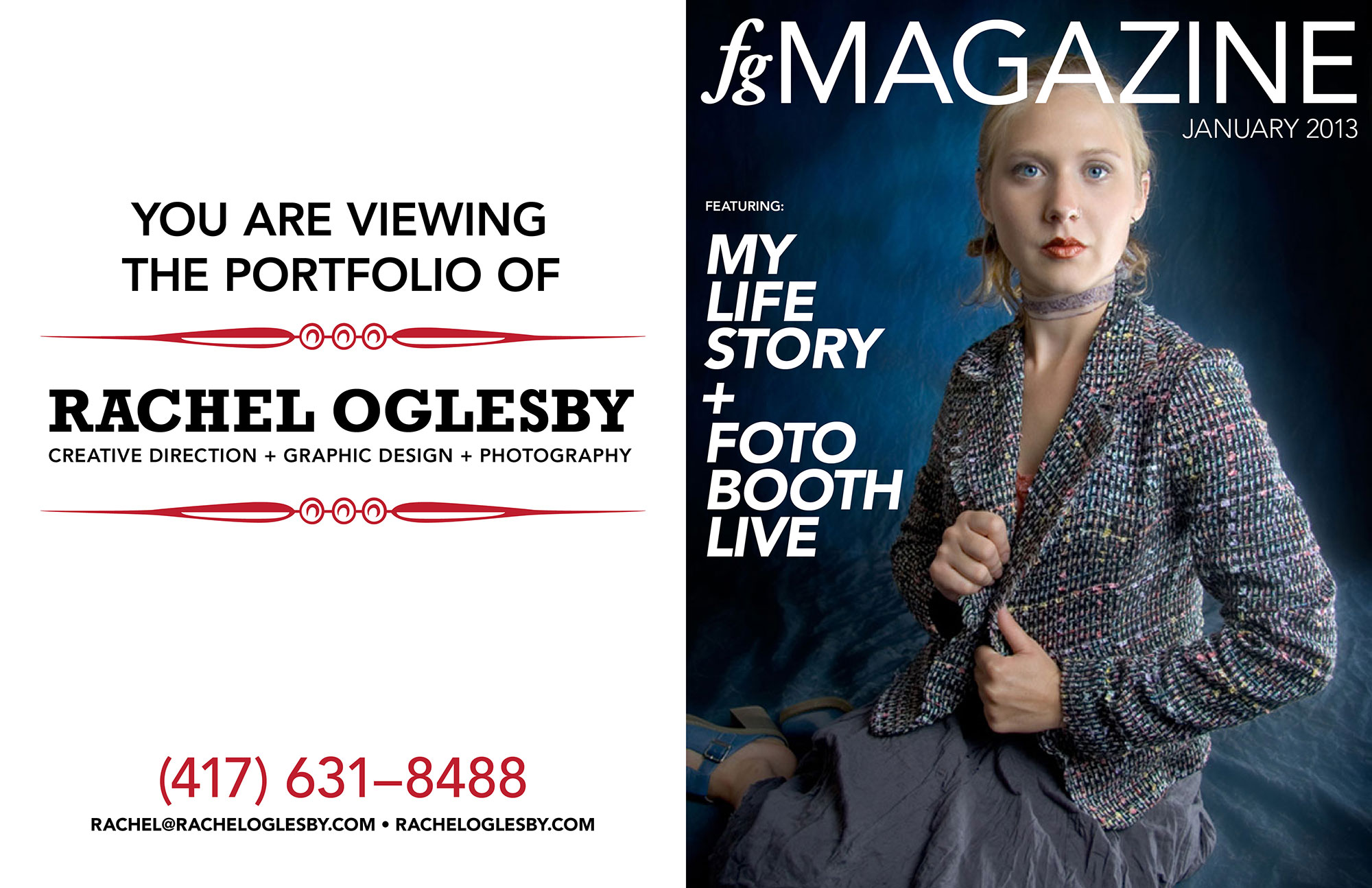 How To Create A Career Portfolio 9 Steps With Pictures Rachel Oglesby Art Design Photography
