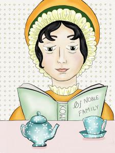Austen reads Kowal