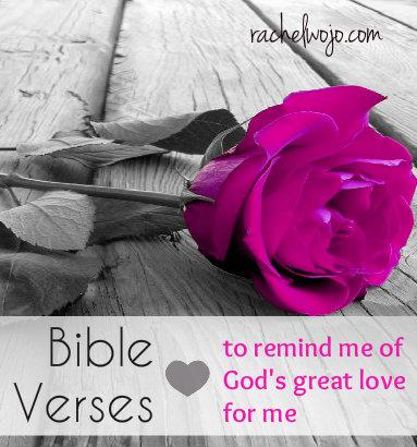 Bible Verse Valentines Printable - RachelWojo