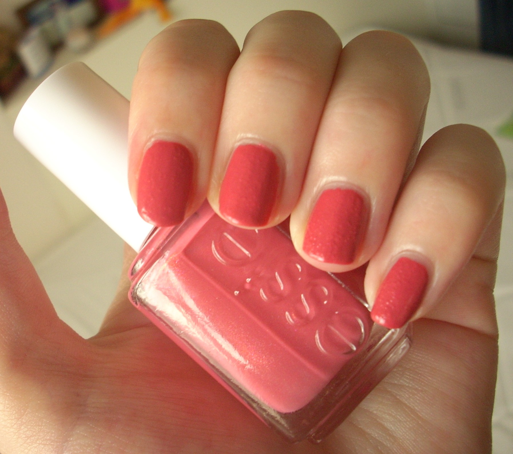 Essie Your Hut Or Mine Nail Polish Review Through The