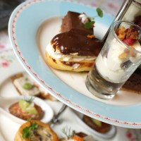 FINDS x GreenGate afternoon tea – Swedes do it better!
