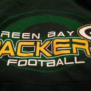 Green Bay Packers sweatshirt