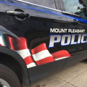 Mount Pleasant Police Car