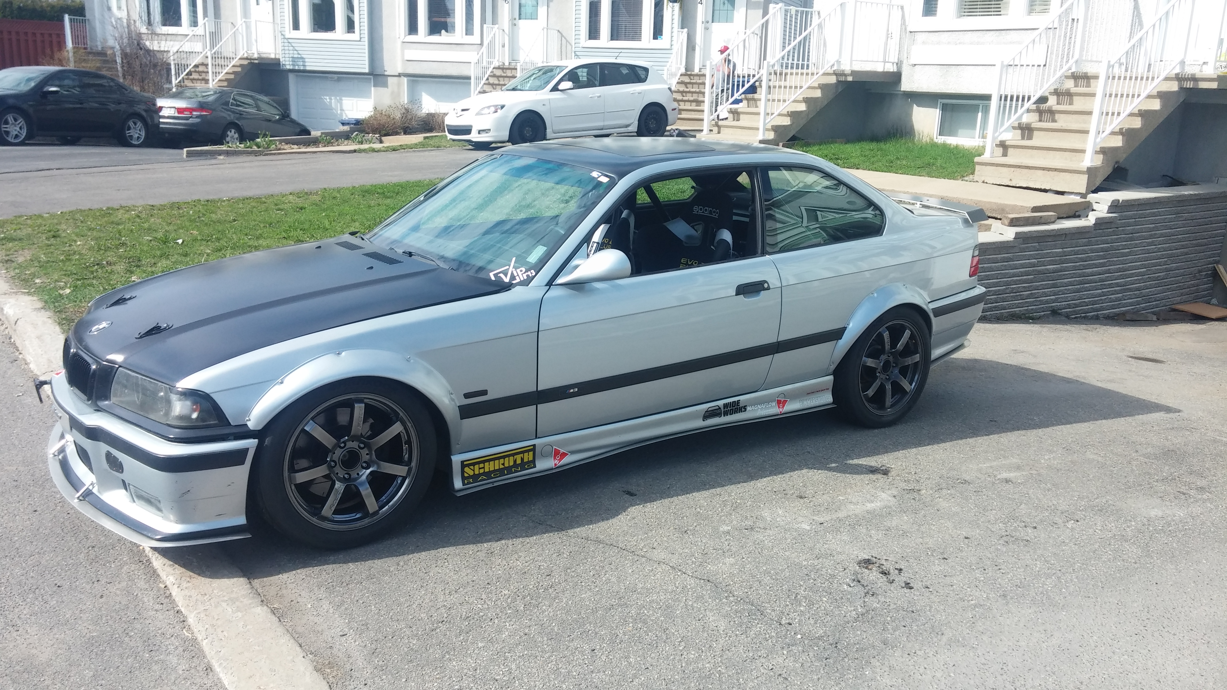 Interieur M Performance Bmw M3 E36 1998 Track Car For Sale In Laval - $16000