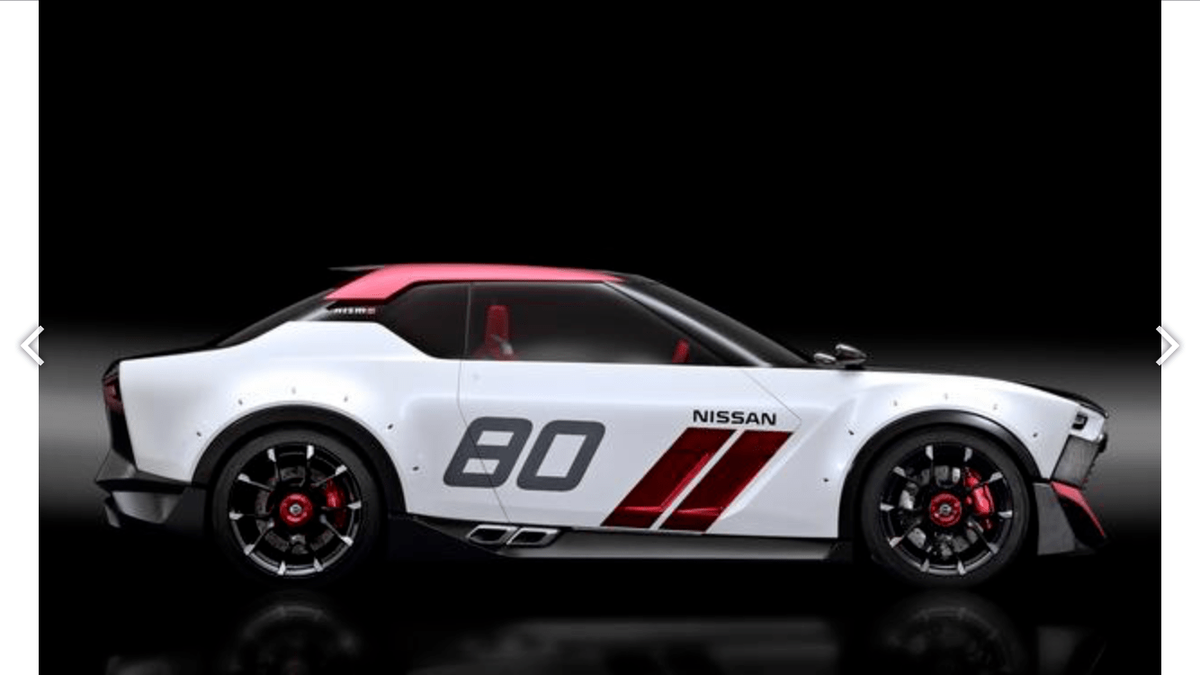 2018 Nissan IDx: What's 510 in Roman Numerals? | Racing Heritage | RH