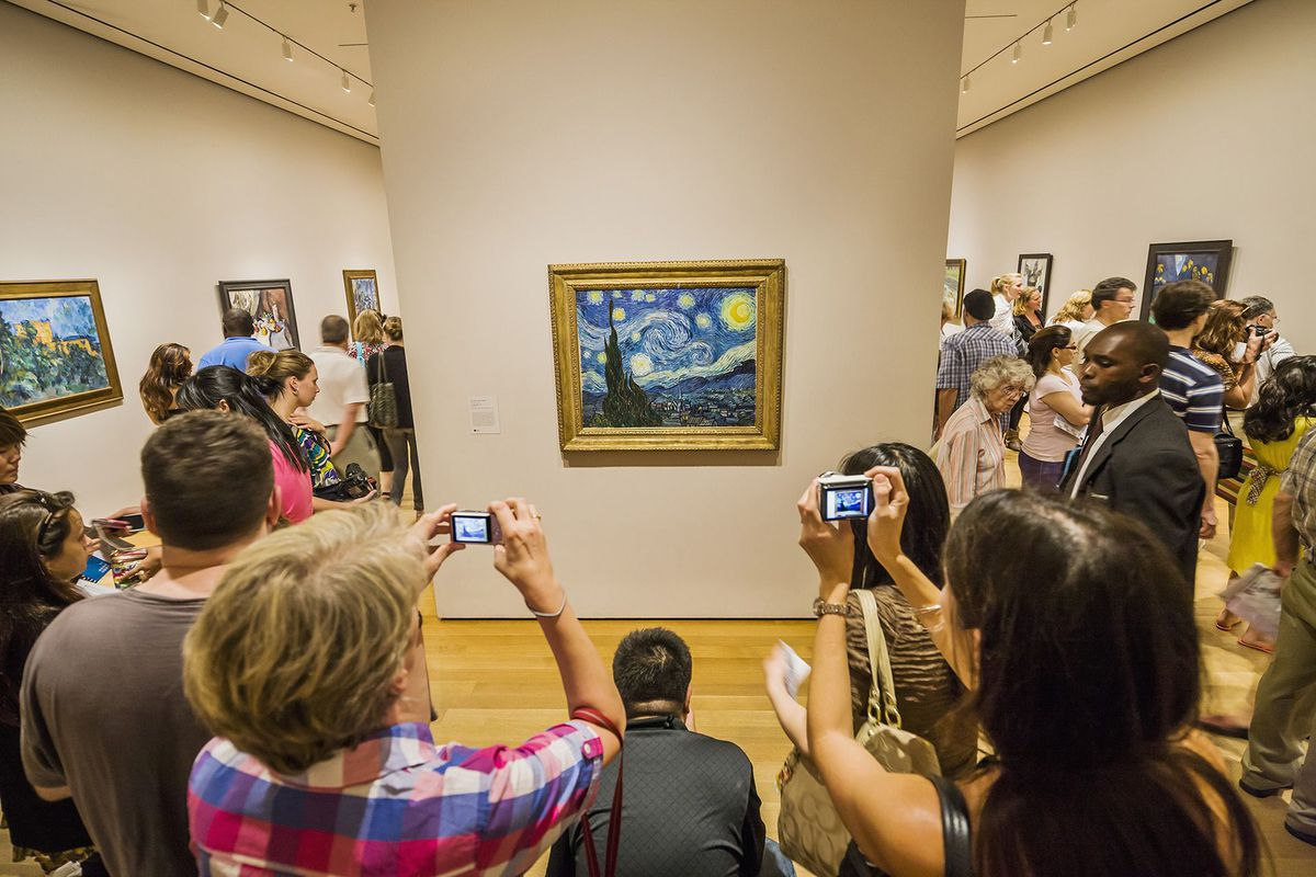 Cuadros Moma How To Save On The Most Expensive New York City Attractions