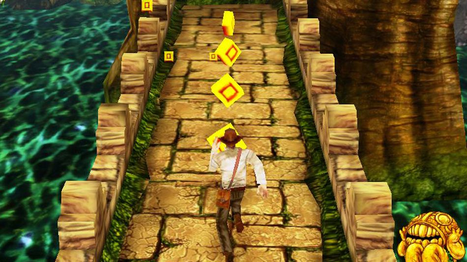 Wallpaper Chelsea 3d Android Temple Run 2 Downloaded 20 Million Times Since Launch
