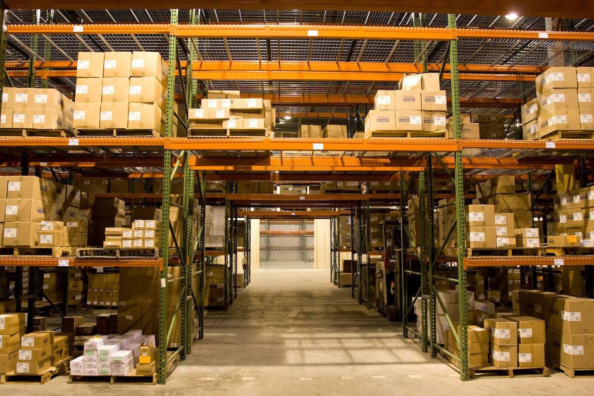 Selective Pallet Racking System Warehouse Storage Racks