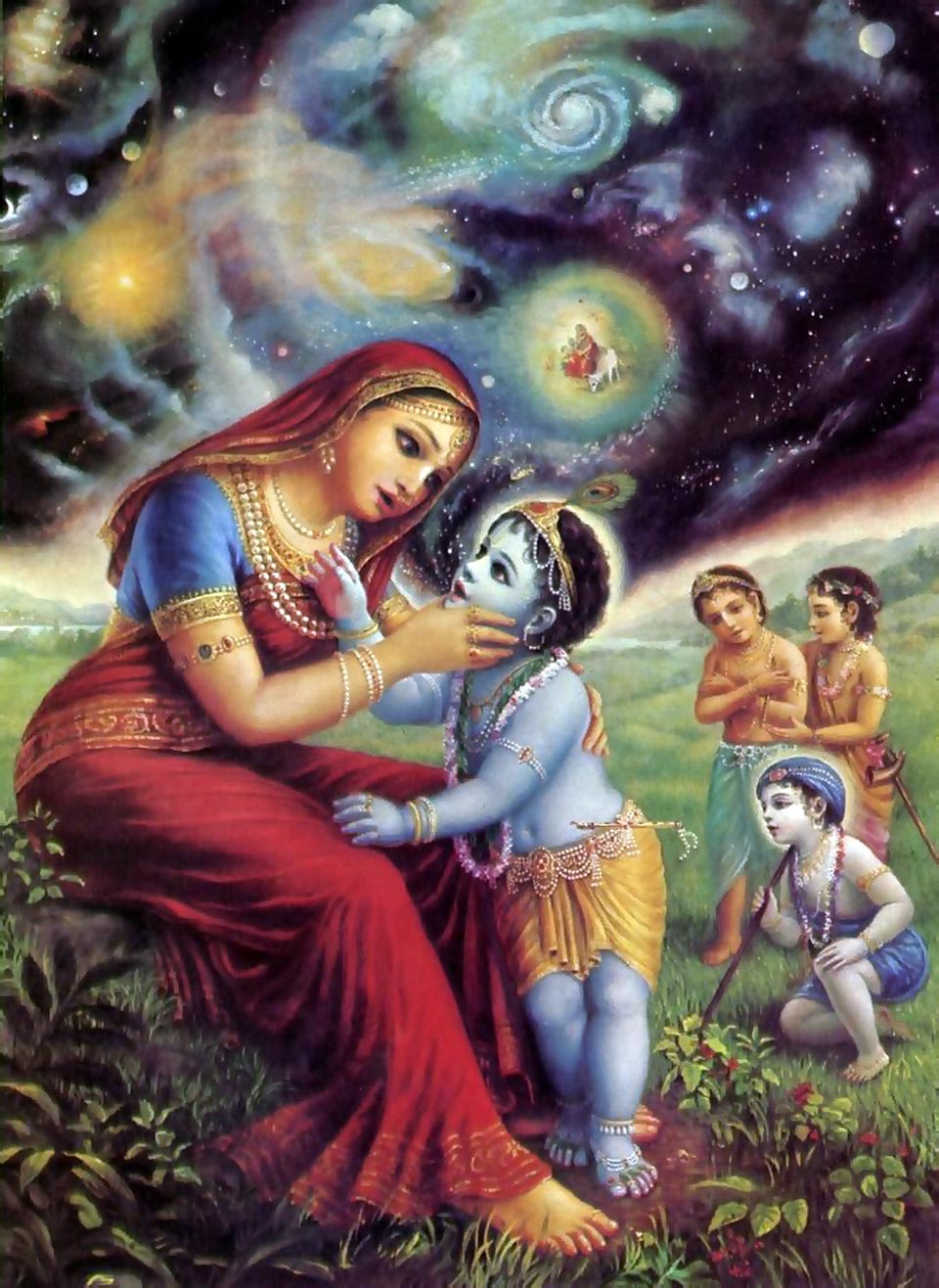 Cute Indian Baby Images For Wallpaper Radhanath Swami On Krishna Eating Dirt Radhanath Swami