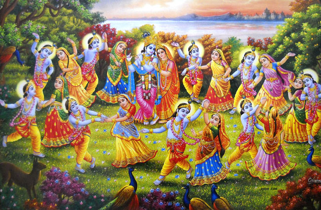 Radhe Krishna Wallpaper With Quotes Krishna Raas Leela Radhegovind