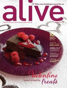 alive magazine feb 2014 -shari feuz