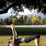 Bridge + Hip Raise on UGI | Radiance Wellness by Shari Feuz