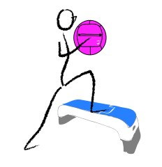 UGI Exercises step up   Radiance Wellness by Shari Feuz