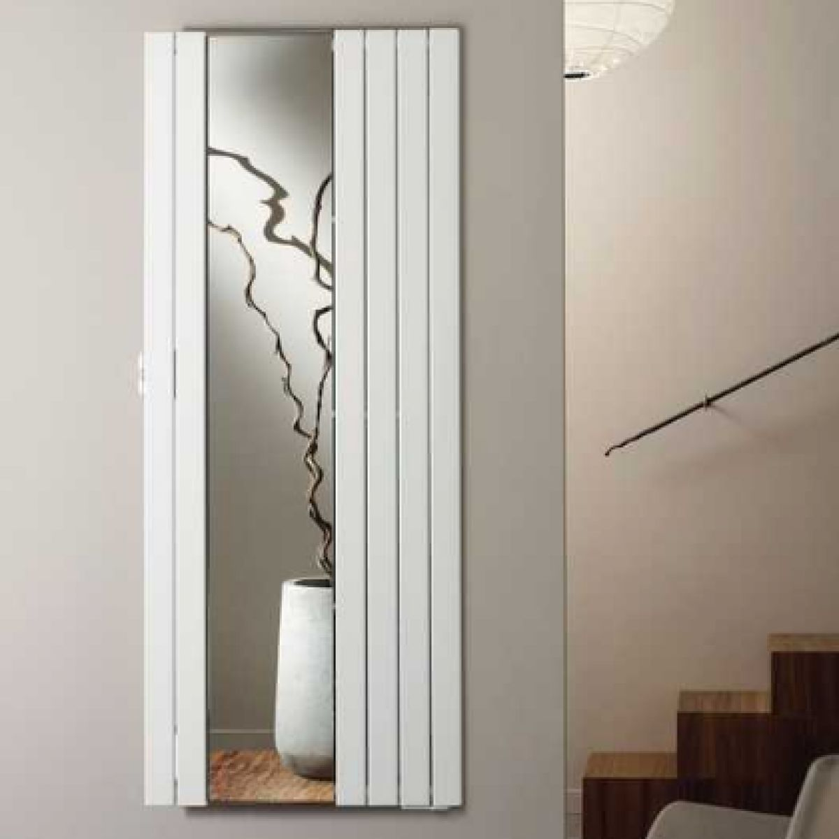 Hsk Softcube Mirror Radiators Zehnder Roda Mirror Designer Radiator 1800mm X