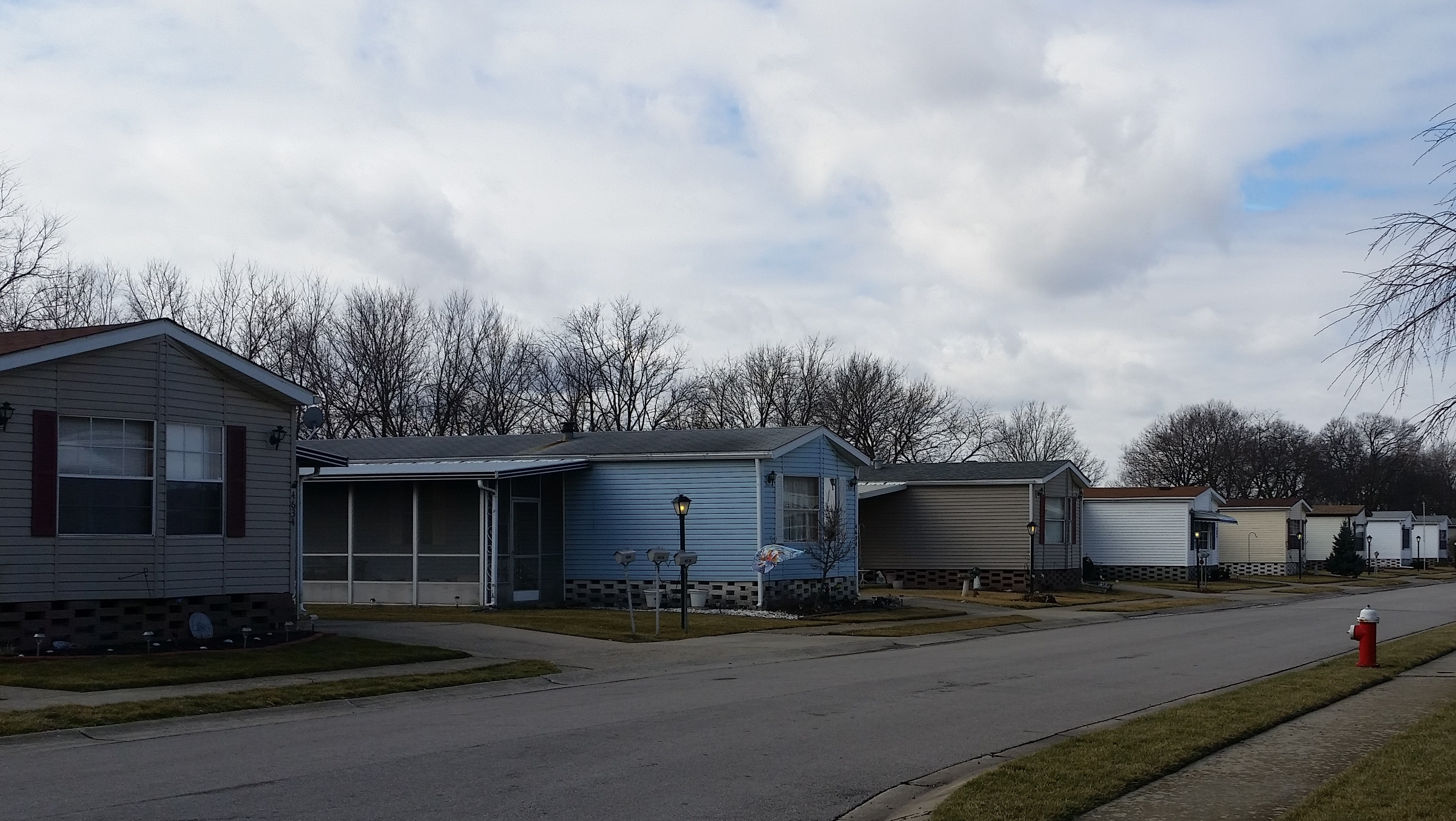 Manufactured Homes Making Slow Recovery In Sales Wosu Radio